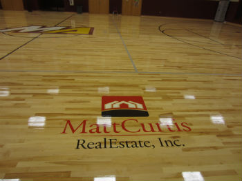 Little Madison Academy gym sponsorship renovation